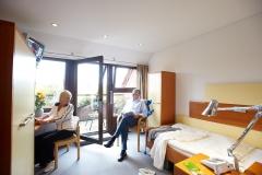Klinik am Hellweg Zimmer