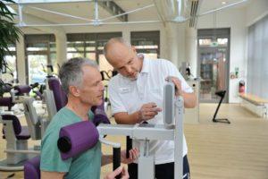 Krafttraining Medizinische Trainingstherapie