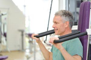 Muskelkräftigung im Rahmen der Anschlussheilbehandlung (AHB)
